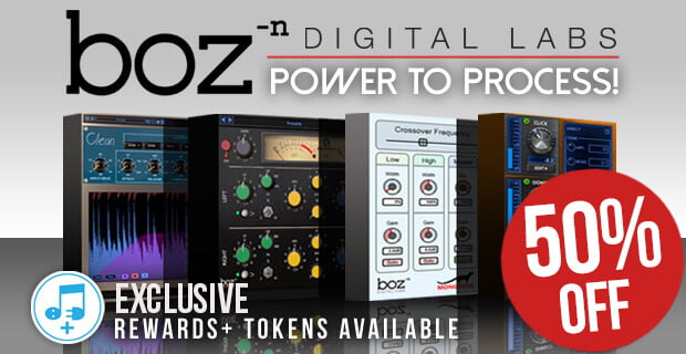 Boz Digital Labs sale