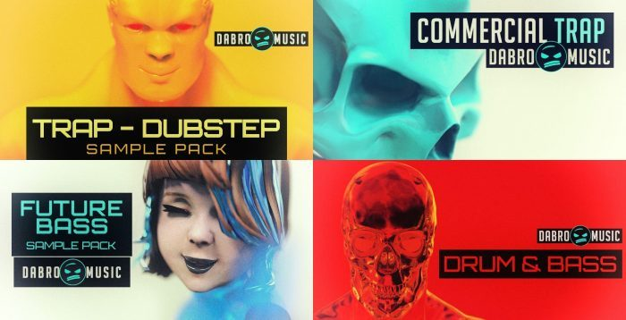 Dabro Music sample packs
