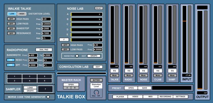 Digital Brain Talkie Box