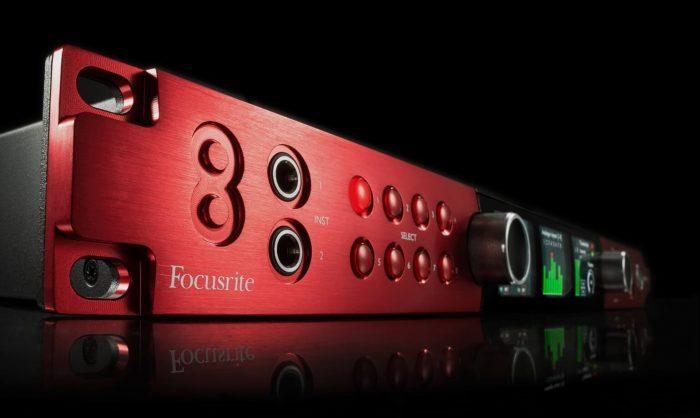 Focusrite Red 8Pre feat