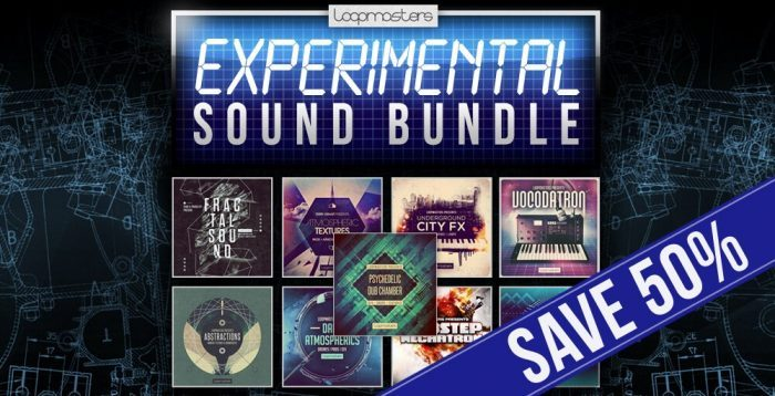 Loopmasters Experimental Sound Bundle