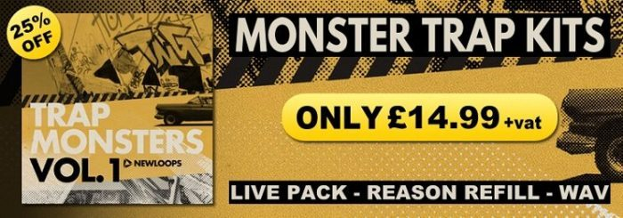 New Loops Trap Monsters Vol 1