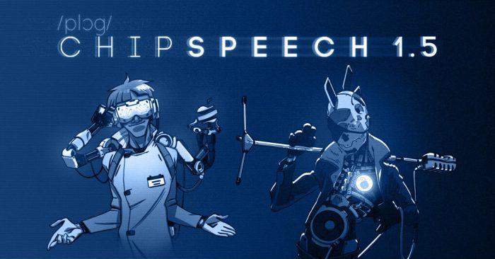 Plogue chipspeech 1.5