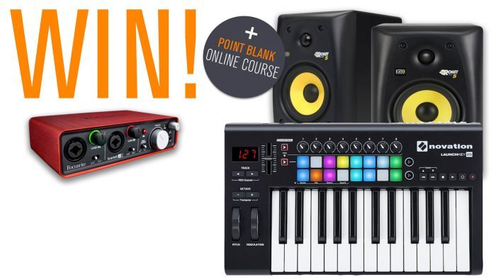 Point Blank Music Novation Producer Pack Giveaway