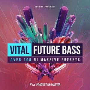 Venemy Future Bass Presets for Massive