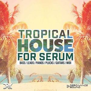 Resonance Sound Tropical House for Serum
