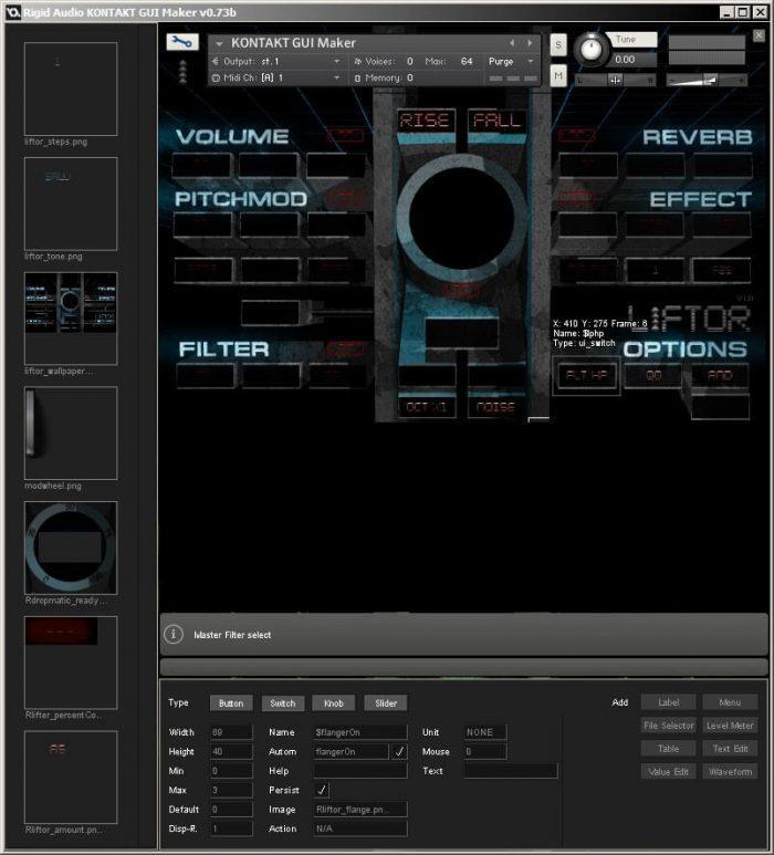 Ridig Audio KGM Beta