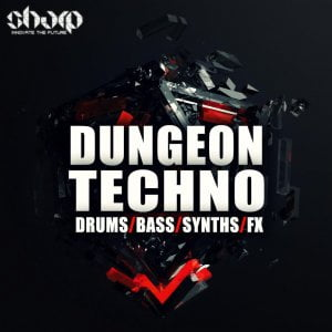 SHARP Dungeon Techno