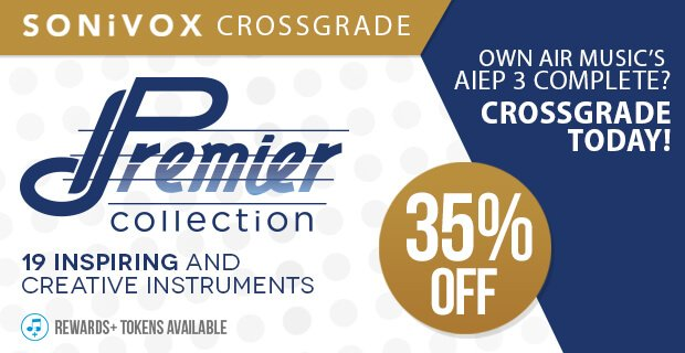 SONiVOX Premier Collection AIEP Crossgrade