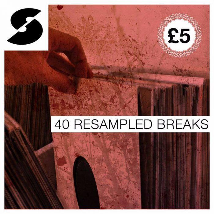 Samplephonics 40 Resampled Breaks