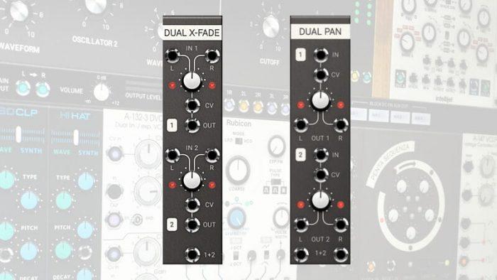 Softube Modular Dual X Face & Dual Pan