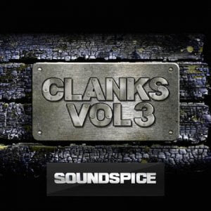 SoundSpice Clanks Vol 3