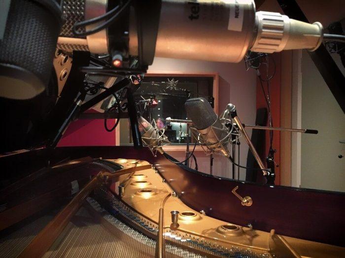 Teldex Recording studio