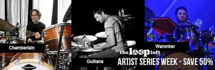 The Loop Loft Artist Series Week