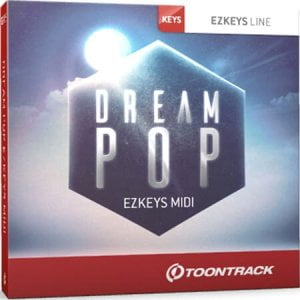 Toontrack Dream Pop EZkeys MIDI