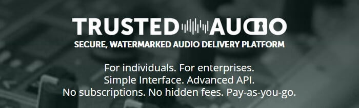 TrustedAudio wide