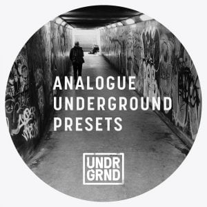 UNDRGRND Sounds Analogue Underground Presets for Sylenth