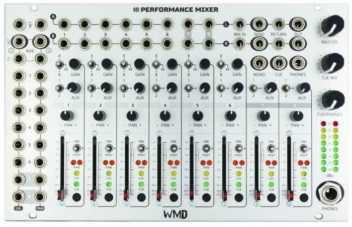 WMD Performance Mixer