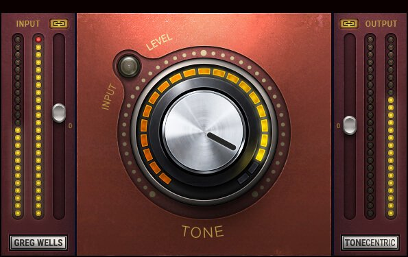 Waves Greg Wells ToneCentric
