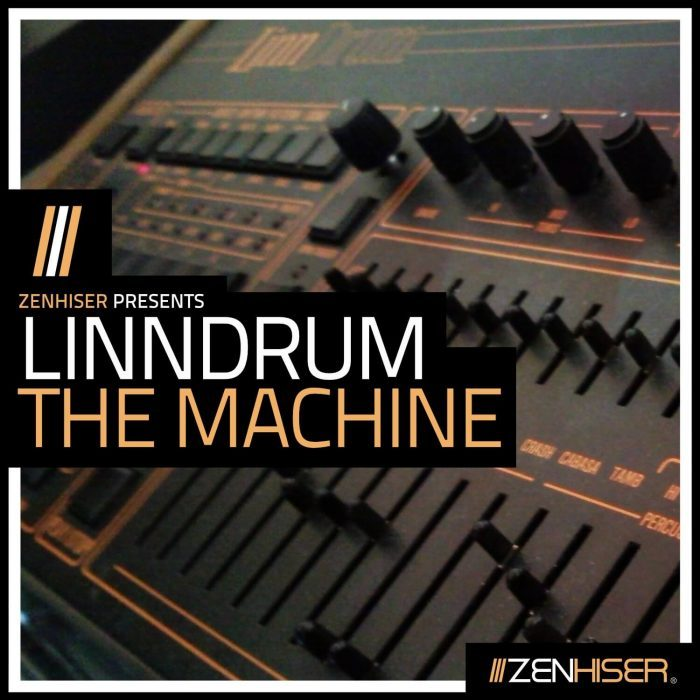 Zenhiser Linndrum The Drum Machine
