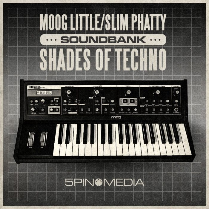 5Pin Media Shades of Techno