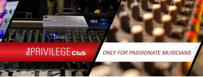 Antelope Audio Privilege Club