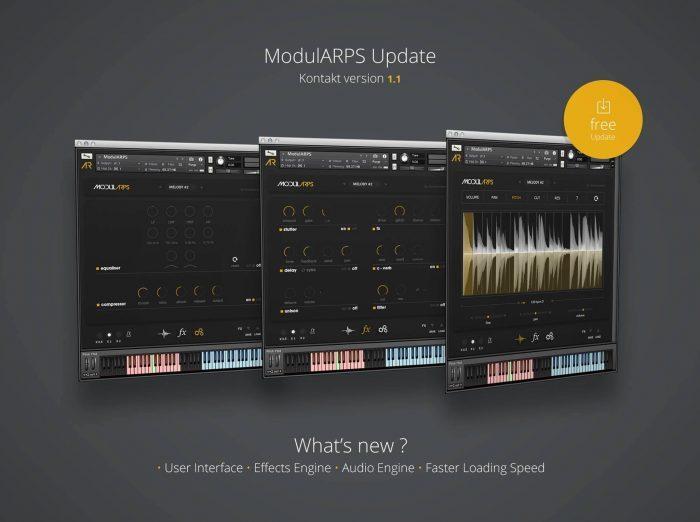 Audiomodern ModulARPS 1.1