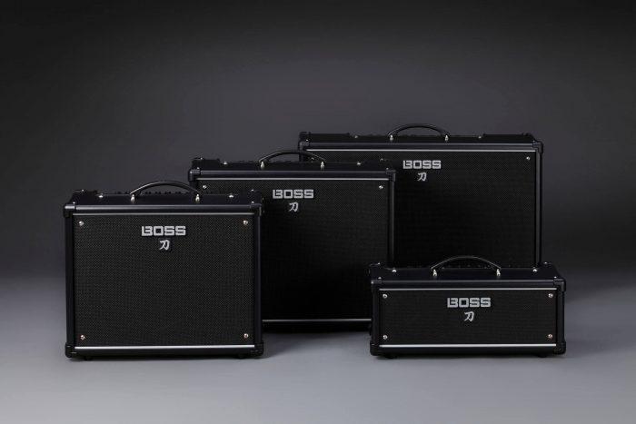 BOSS Katana amp series