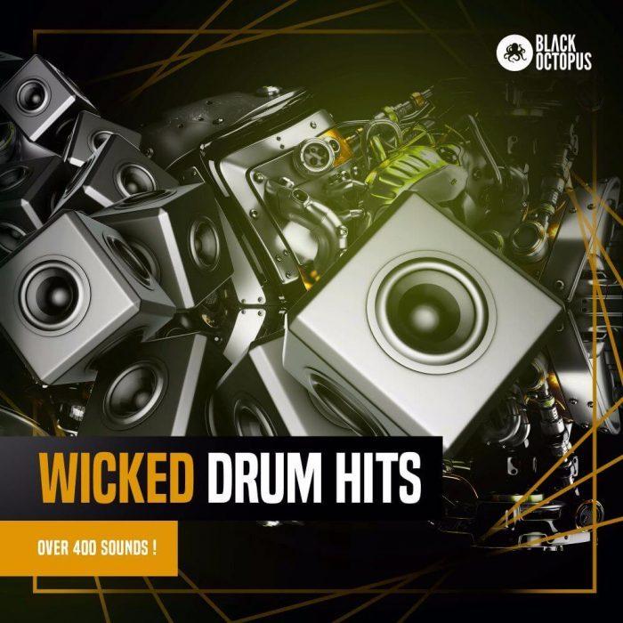 Black Octopus Sound Wicked Drum Hits
