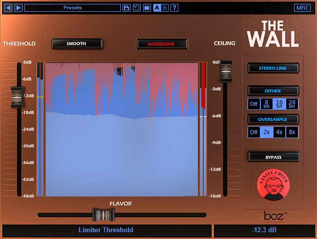 Boz Digital Labs The Wall limiter