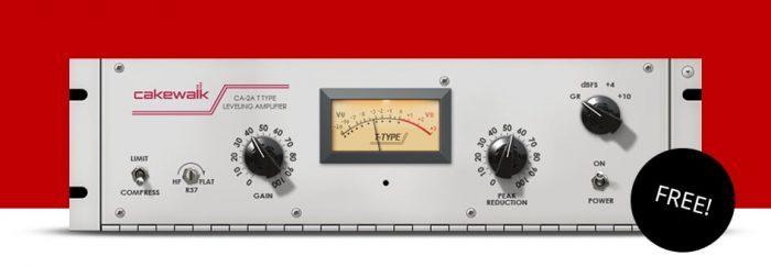 Cakewalk CA 2A Leveling Amplifier Free