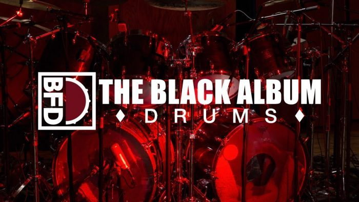 FXpansion BFD Black Album Drums