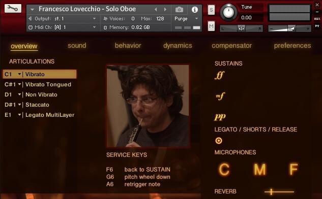 FluffyAudio Solo Oboe
