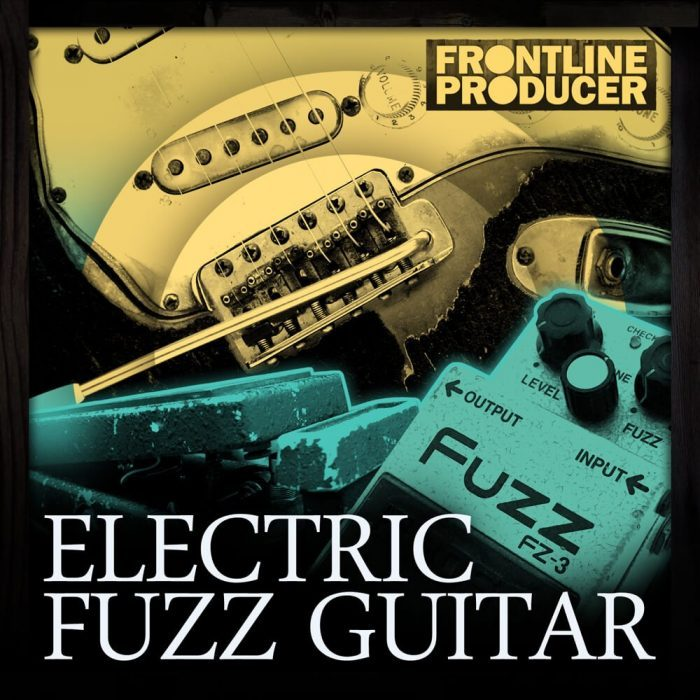 Frontline Producer Electric Fuzz Guitar
