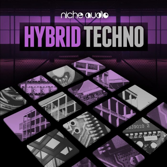 Niche Audio Hybrid Techno for Ableton and Maschine