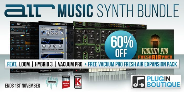 PIB AIR Music Synth Bundle Sale