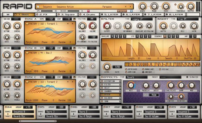Parawave Audio Rapid