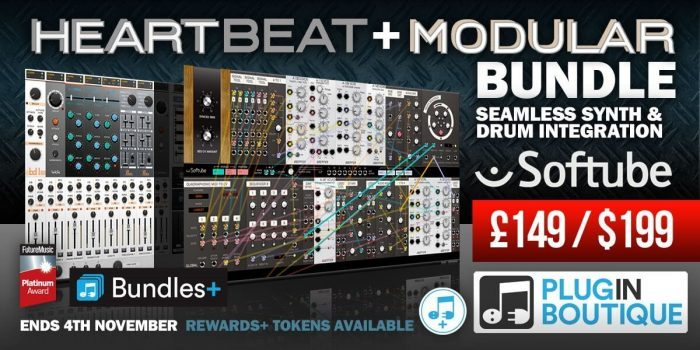 Plugin Boutique Softube Heartbeat & Modular Bundle