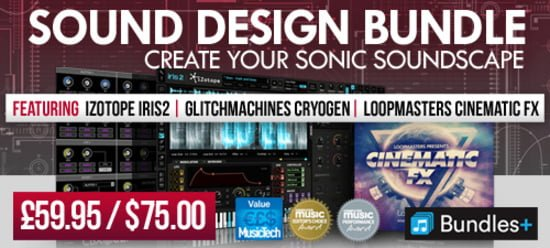Plugin Boutique Sound Design Bundle banner