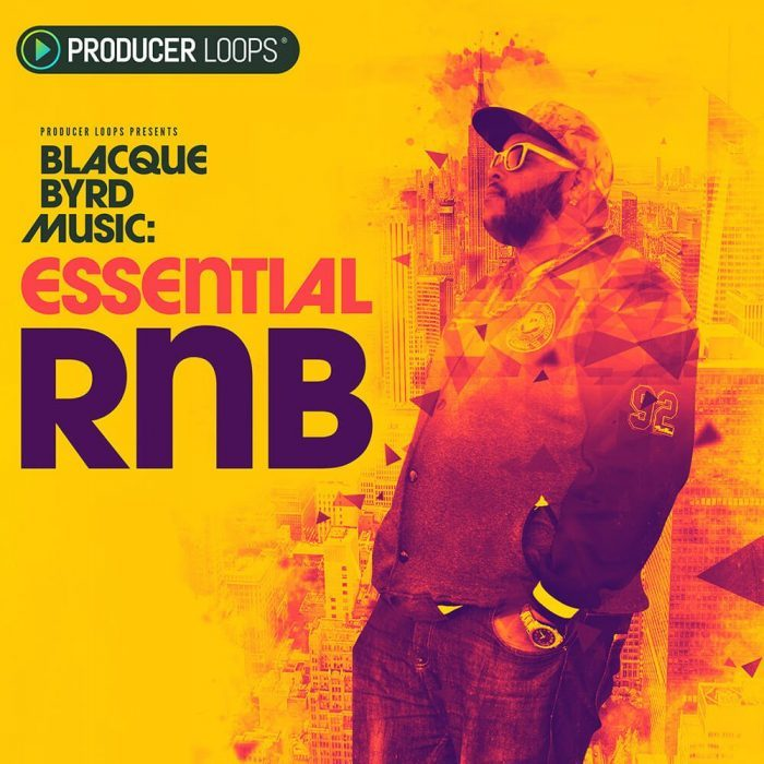 Producer Loops Blacque Byrd Music Essential RnB