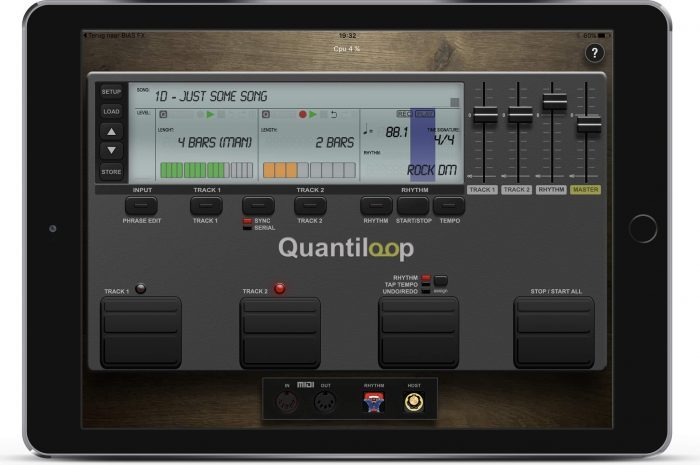 Quantiloop for iPad
