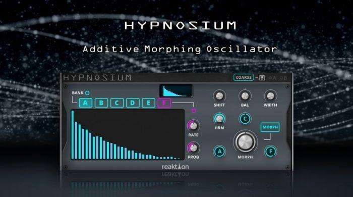 Reaktion Sound Hypnosium feat