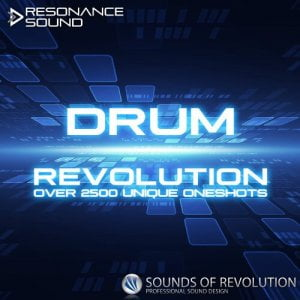 Resonance Sound SOR Drum Revolution