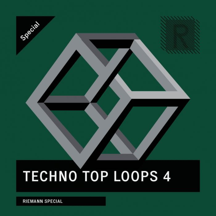 Riemann Kollektion Techno Top Loops 4