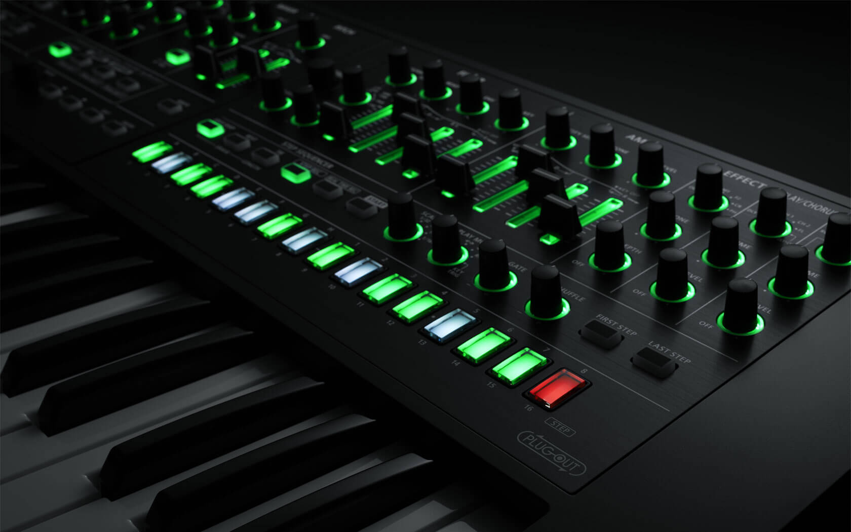 roland system 8 plug out synthesizer now available. Black Bedroom Furniture Sets. Home Design Ideas
