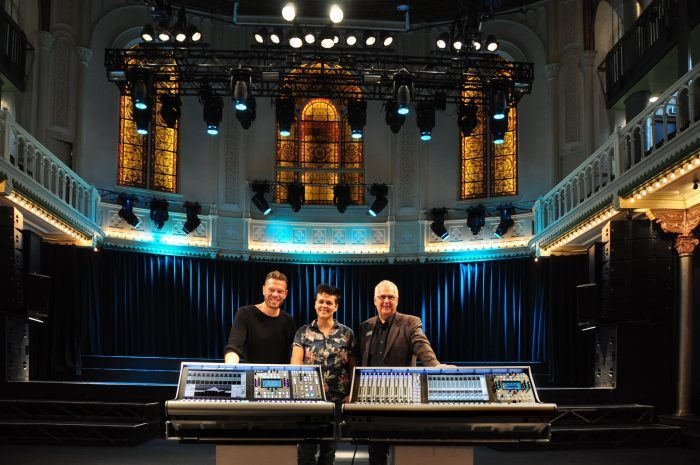Inside Paradiso with SSL