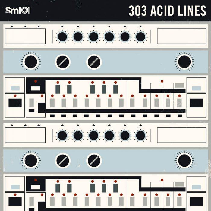 Sample Magic 303 Acid Lines