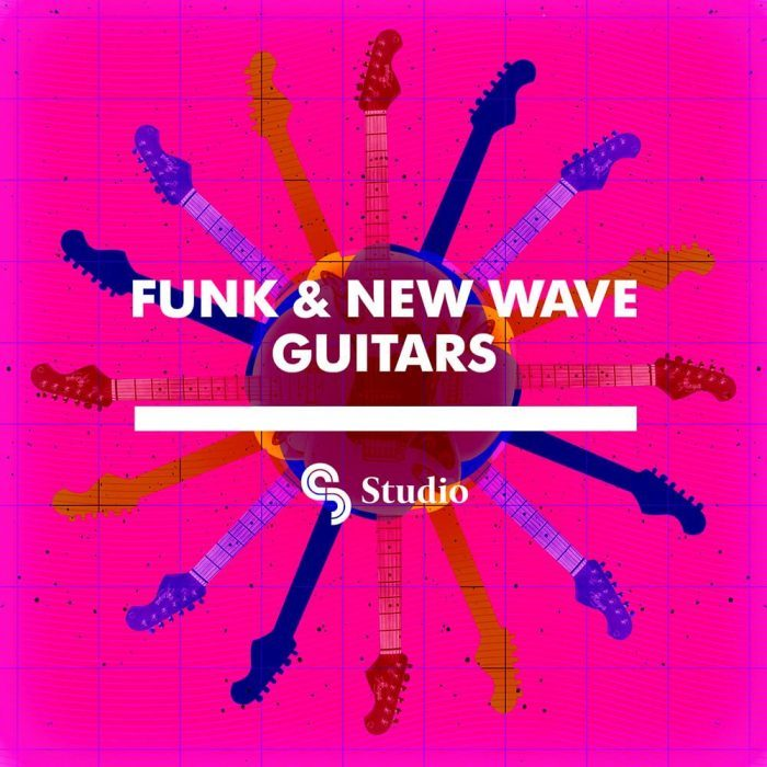 Sample Magic Funk & New Wave Guitars
