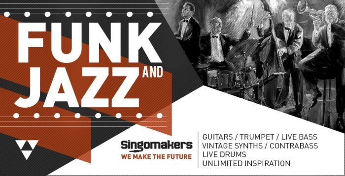 Singomakers Jazz and Funk