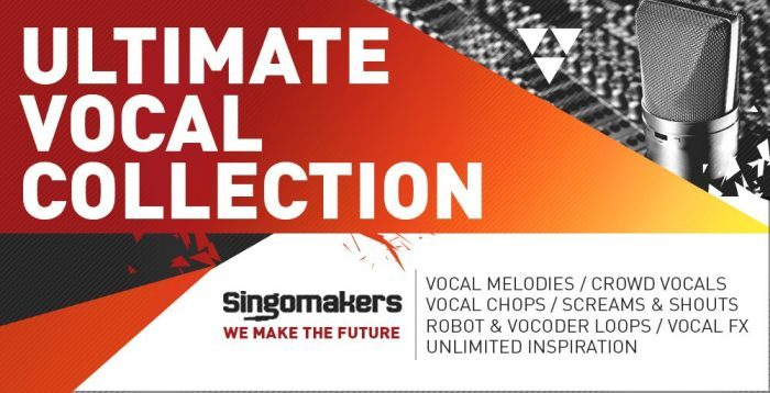 Singomakers Ultimate Vocal Collection